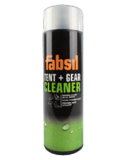 Fabsil Tent + Gear Cleaner 500ml